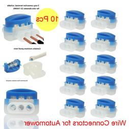 10pcs Wire Connectors for Automower Husqvarna robotic Lawn M