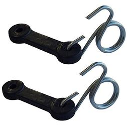 160793 Set of 2 Tractor Bagger Riding Mower Latch Straps for