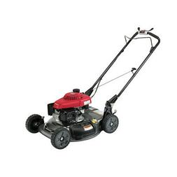 Honda 160cc Gas 21 in. Side Discharge Self-Propelled Lawn Mo