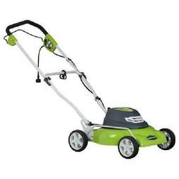 Greenworks 18-Inch 12 Amp Corded Lawn Mower 25012 Electric L