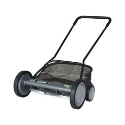 18 reel mower with removable grass catcher