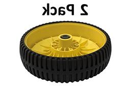 UNB 2 Wheels for 14SB 14SE 14PZ JA65 JX75 AM115138 John Deer