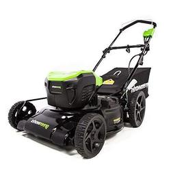 Corded Electric Lawn Mower 21-Inch 13 Amp Self Propelled Wal
