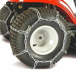 MTD 490-241-0023 Pack of 2 Lawn Tractor Rear Tire Chains