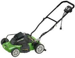 "GREAT STATES 50214 14"" CORDED ELECTRIC LAWN MOWER w 8 AMP MO"
