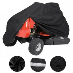 """55"""" Deluxe Riding Lawn Mower Tractor Cover Waterproof Yard G"""
