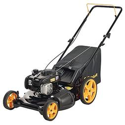 550Ex Side Discharge/Mulch/Bag 3-In-1 Hi-Wheel Push Mower, 2