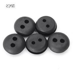 5pcs 2 Hole Fuel Gas Tank Grommet Replacement for Stihl <fon