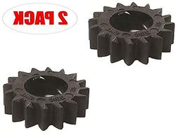 Package of 2, Replacement Briggs & Stratton Starter Gear 695