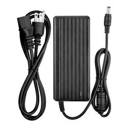 AC Adapter Charger for Sun Joe MJ401C 28-Volt 14-Inch Cordle