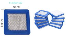 Air Filter Cleaner Cartridge Lawn Mower Replacement Parts Ou
