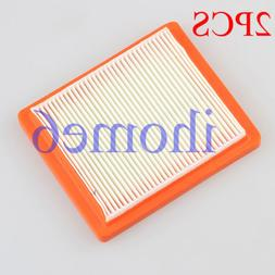 2x Air Filter for Kohler 14-083-15-S XT650 XT675 TORO PN 14