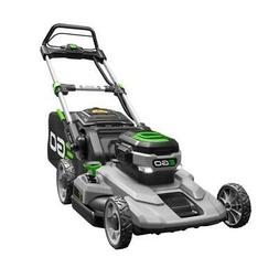 Cordless Battery Push Mower 21 in. 56-Volt Lithium-Ion Charg