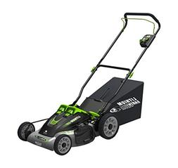 Earthwise  40-Volt Cordless Lithium Ion 3-In-1 LawnMower