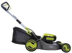 Cordless Self Propelled Lawn Mower