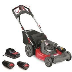 "Troy-Bilt CORE TB610 Front-Wheel Drive 40V 21"" Push Mower Ki"