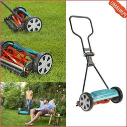 Cylinder Silent Lawn Mower by Gardena with Grass Deflector a