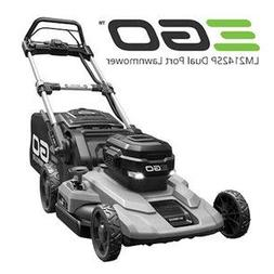 "EGO Power+ 21"" Poly Deck Dual-Port Self Propelled Lawn Mower"