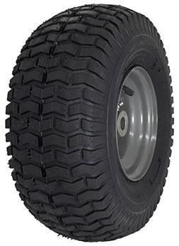 "MARASTAR 15x6.00-6"" Front Tire Assembly Replacement for Craf"