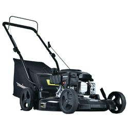 21 in Gas Lawn Mower 3 in 1 Walk Behind Push Backyard Garden