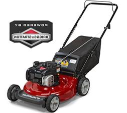 "Murray 21"" Gas Push Lawn Mower with Side Discharge, Mulching"