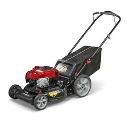 """Murray 21"""" Gas Push Lawn Mower with Side Discharge, Mulching"""