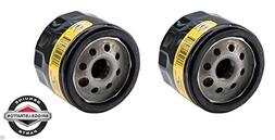2 Pack Genuine Briggs & Stratton 492932s Oil Filter Replaces