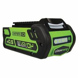 GreenWorks GMAX Battery  System 40V Lithium Ion Lawn Garden