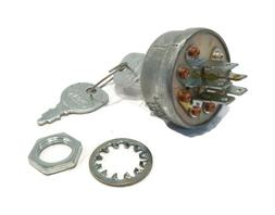 IGNITION KEY SWITCH & KEYS for Ariens Gravely 019223 0311520