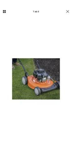 Remington 132cc Lawn New