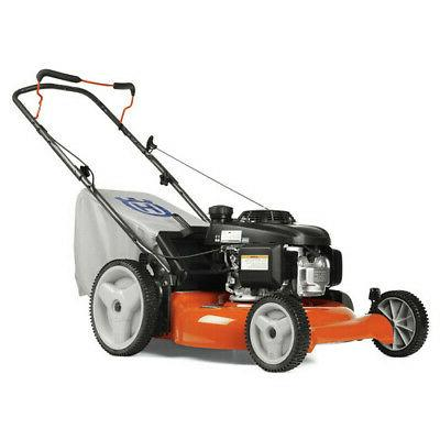Husqvarna Gas 21 3-in-1 Lawn Mower