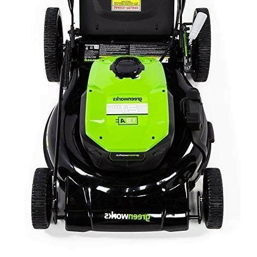 Corded Lawn 21-Inch 13 Self Propelled