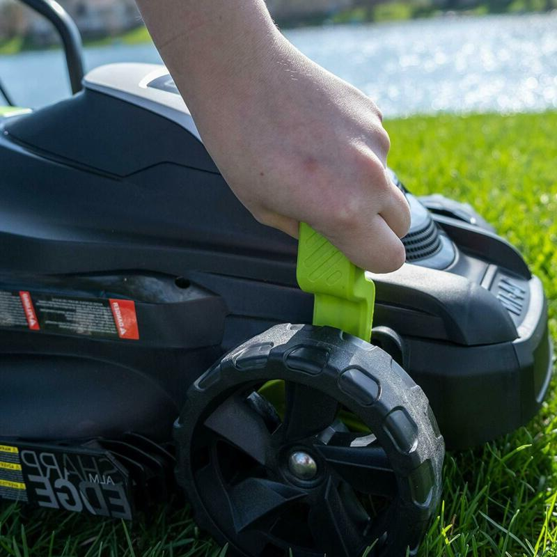 American Company 50514 14-Inch 11-Amp Corded Electric Mower,