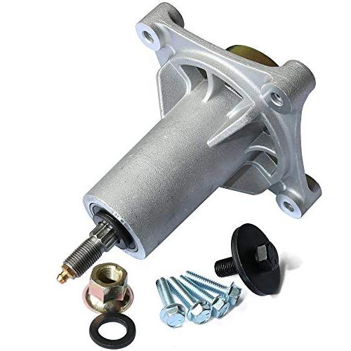 532187292 lawn mower spindle assembly
