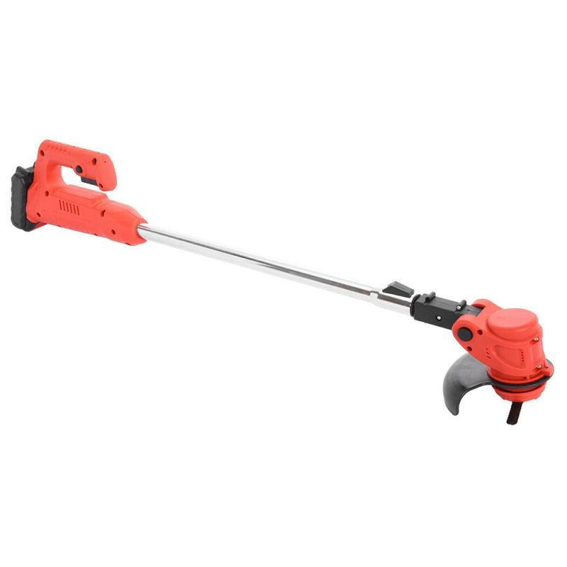 Grass Trimmer Weed Eater With Battery