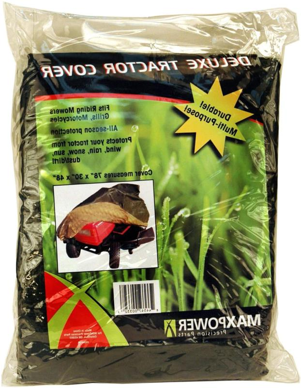Deluxe Riding Lawn Mower Cover All Season Protection Patio G