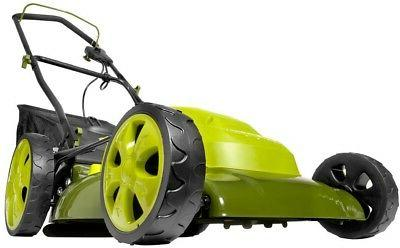 electric lawn mower 20