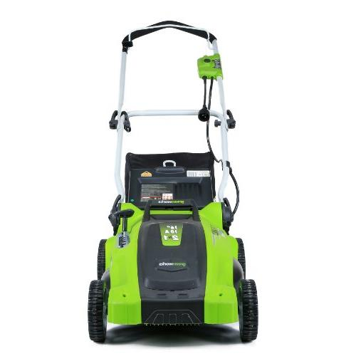 GreenWorks in. Electric