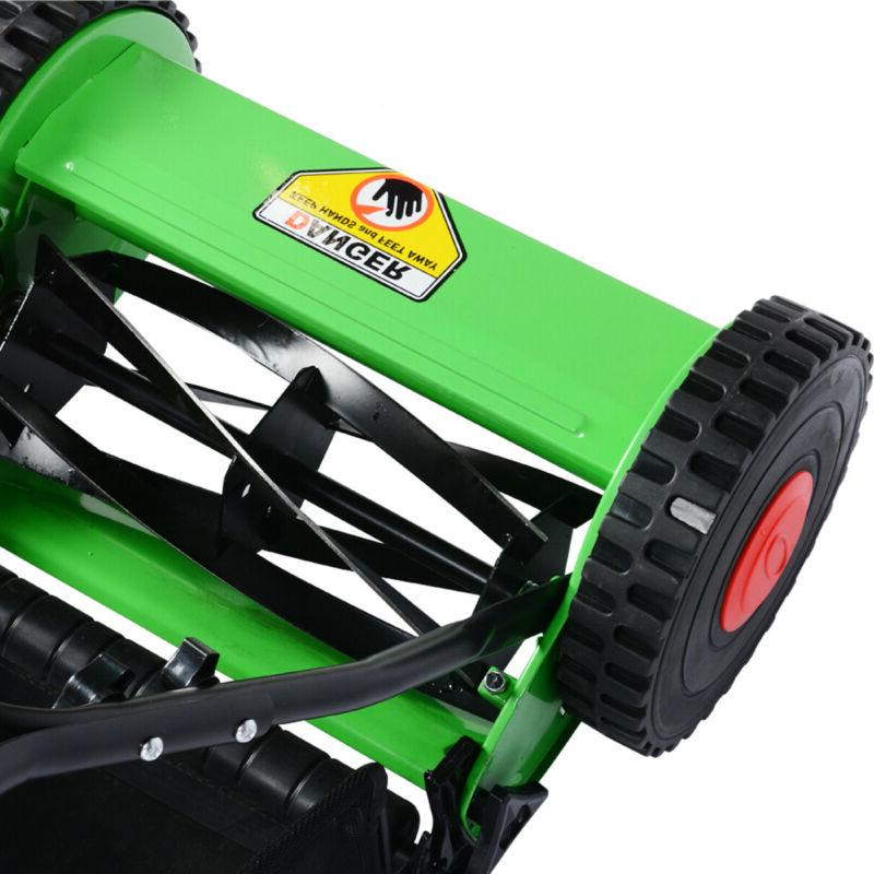 Hand Courtyard Home Reel Mower Manual US