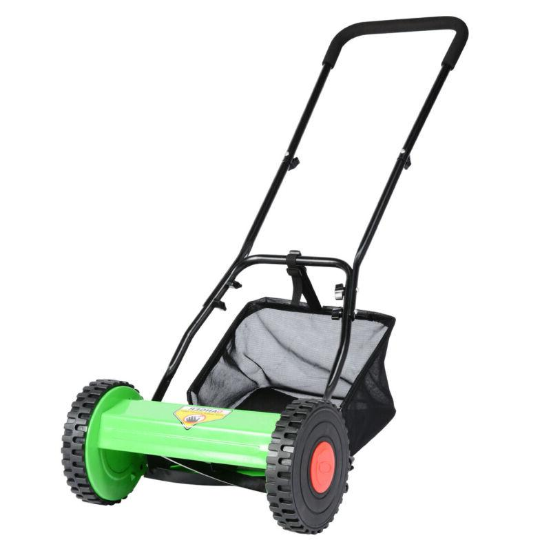 Hand Courtyard Home Mower Manual US