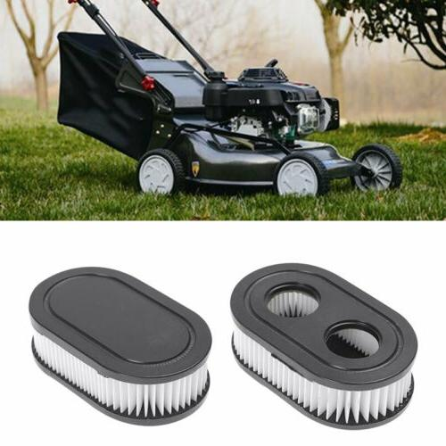 lawn mower air filter for briggs