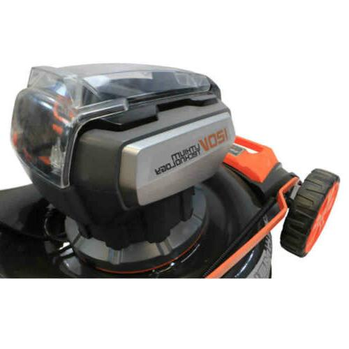 Redback Cordless Lithium-Ion Electric Lawn Mower