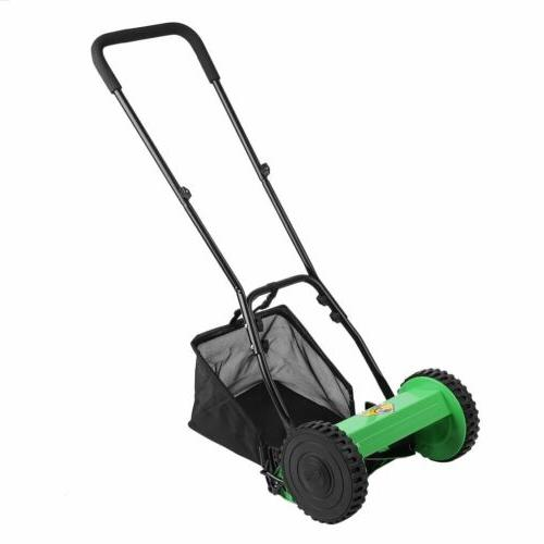 Hand Push Lawn Courtyard Manual Grass BP