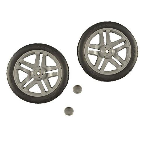 oem mower rear wheel replacement