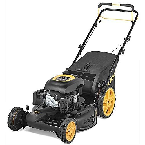 Poulan in. Briggs Stratton Walk Front-Wheel-Drive