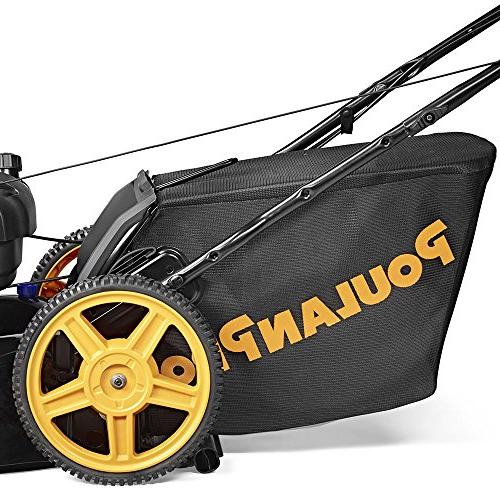 Poulan 22 in. Stratton Front-Wheel-Drive Mower