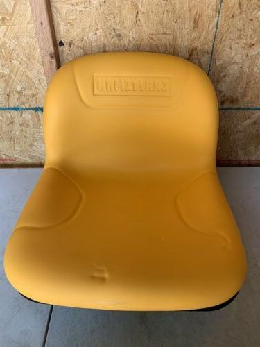 riding lawn mower seat tractor professional marigold