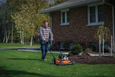Remington 132cc 2-in-1 Push Mower