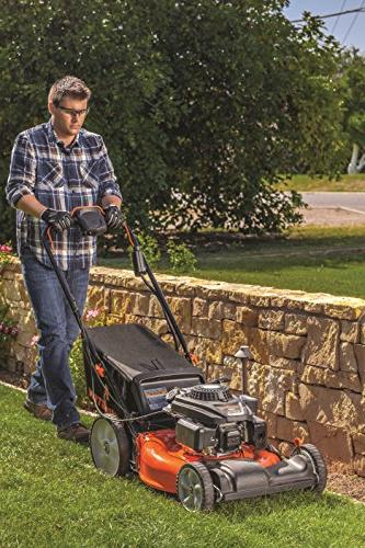 Remington Pathfinder 21-Inch Electric Self Propelled