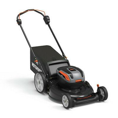 rm4060 cordless battery powered push